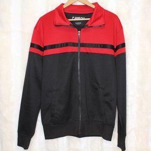 Carbon Men's Red Black Jacket